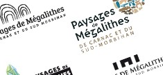 Les mégalithes du Morbihan à l'Unesco : recherches de logos