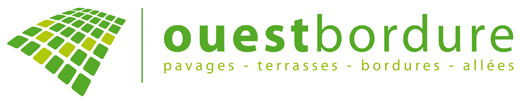 ouest-bordure-creation-nouveau-logo-identite-visuelle-pavages-terrasses-bordures-allees