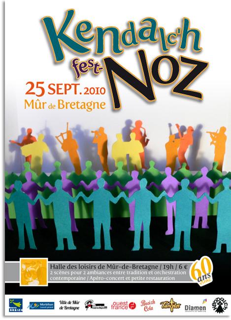 kendalch-noz-affiche1-papier-decoupe-couleur-fest-noz-breizh-mu-de-bretagne-musique-danse-festif
