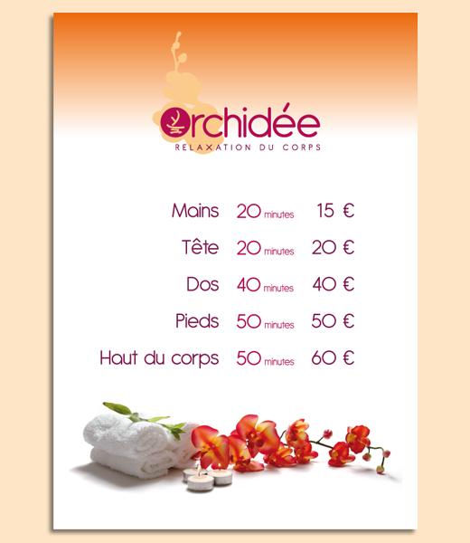 orchidee-affiche-tarifs-salon-massage-relaxation-chinoise-rennes